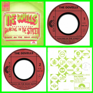 Acheter ce disque vinyle : Dancing in the street The Dovells