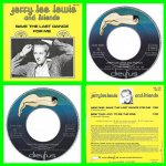 Buy vinyl record Jerry Lee Lewis and Friends Save the last dance for me for sale