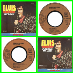 Buy vinyl record Elvis Presley Way down for sale