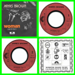 Buy vinyl record James Brown Woman for sale