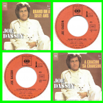Buy vinyl record Joe Dassin Quand on a seize ans for sale
