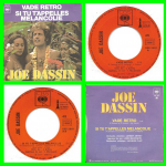 Buy vinyl record Joe Dassin Vade retro for sale