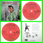 Buy vinyl record Gene Vincent Rocks ! and the caps roll for sale