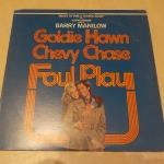 Buy vinyl record barry manilow foul play (usa) for sale