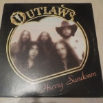Buy vinyl record outlaws hurry sundown (us) for sale