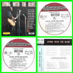 Buy vinyl record Various Artists Living with the blues for sale