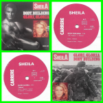 Buy vinyl record Sheila Body building for sale