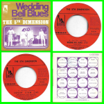 Buy vinyl record The 5th Dimension Wedding bell blues for sale