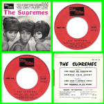 Buy vinyl record The Supremes You keep me hangin'on for sale