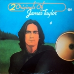 Acheter un disque vinyle à vendre james taylor 2 originals of... : Sweet Baby James / Mud Slide Slim And The Blue Horizon