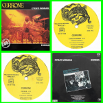 Buy vinyl record Cerrone Cycle's woman for sale