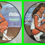 Buy vinyl record Sheila B.Devotion Seven lonely days for sale