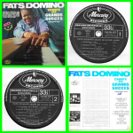 Buy vinyl record Fats Domino Chante ses grands succès for sale