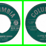 Buy vinyl record Jimmie Rodgers English country Garden for sale