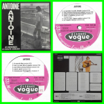 Buy vinyl record Antoine Je reprends la route demain for sale