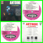 Buy vinyl record Antoine A L'Olympia for sale