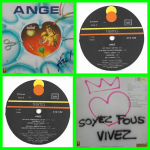 Buy vinyl record Ange Fou ! for sale