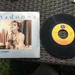 Buy vinyl record Madonna Like a Virgin / stay for sale