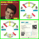 Acheter un disque vinyle à vendre Joey Dee and The Starliters Twist-madison