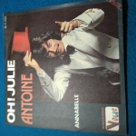 Buy vinyl record Antoine Oh julie/annabelle for sale