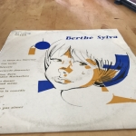 Buy vinyl record BERTHE SYLVA Adieu Paris et autres for sale