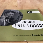Buy vinyl record Francis blanche Bonjour l'air liquide for sale