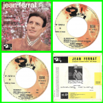 Buy vinyl record Jean Ferrat La montagne for sale