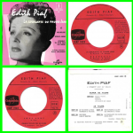 Buy vinyl record Edith Piaf La goualante du pauvre Jean for sale
