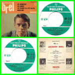 Buy vinyl record Jacques Brel Les bourgeois for sale
