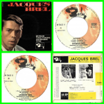 Buy vinyl record Jacques Brel Mathilde for sale