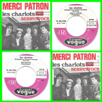 Buy vinyl record Les Charlots Merci patron for sale