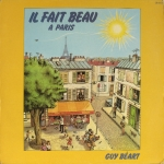 Buy vinyl record BEART Guy Il fait beau à Paris for sale
