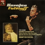 Buy vinyl record VERDI Giuseppe  - Herbert Von Karajan Falstaff for sale