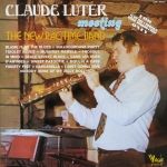 Acheter un disque vinyle à vendre Claude LUTER et The New Ragtime Band Claude Luter meeting The New Ragtime Band