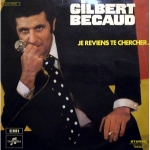 Buy vinyl record Gilbert Becaud Je reviens te chercher ... for sale