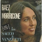 Buy vinyl record JOAN BAEZ Sacco et Vanzetti for sale