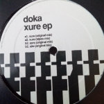 Buy vinyl record Doka Xure ep for sale