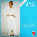Buy vinyl record Claude francois Magnolias For Ever for sale