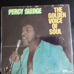 Buy vinyl record PERCY  SLEDGE The golden voice of soul for sale