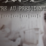 Buy vinyl record fabe lettre au président for sale