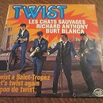 Buy vinyl record Les chats Sauvages TWIST for sale