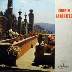 Buy vinyl record Frédéric Chopin Chopin Favorites for sale
