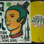 Buy vinyl record Ska'N'Seoul Kingston Rudieska Meets Dr Ring Ding for sale