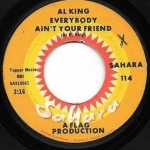 Buy vinyl record Al King Everybody Ain't Your Friend / This Thing Called Love for sale