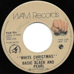 Acheter un disque vinyle à vendre Basic Black and Pearl White Christmas / Right On Baby
