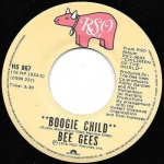 Buy vinyl record Bee Gees Boogie Child / Lovers for sale