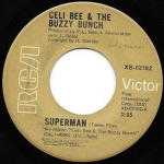 Acheter un disque vinyle à vendre Celi Bee & The Buzzy Bunch Superman / One Love
