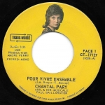 Buy vinyl record Chantal Pary Pour Vivre Ensemble / Dites Lui Que Je L'aime for sale