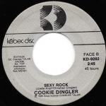 Buy vinyl record Cookie Dingler Femme Liberee / Sexy Rock for sale
