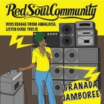 Buy vinyl record RED SOUL COMMUNITY Granada Jamboree for sale